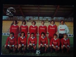 Lille équipe Du LOSC 1975-1976 - Voetbal