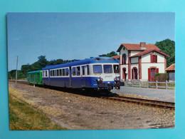 LANCERF - Autorail En Gare X2882 - Other Municipalities