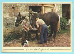 2297 - HOEFSMID - MARECHAL FERRANT - BLACKSMITH - Artesanal