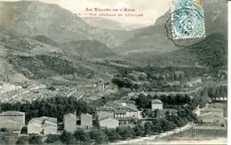 CPA - QUILLAN - VUE GENERALE - Andere Gemeenten