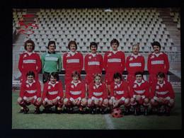 Lille équipe Du LOSC 1976-1977 - Voetbal