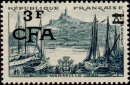 REUNION - Marseille - Unused Stamps