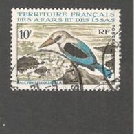 AFARS&ISSAS    1967:Yvert 329used - Oblitérés