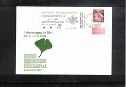 Germany / Deutschland 2005 Deutsche Dendrologische Gesellschaft Jahrestagung - Bäume