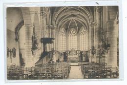 Vertrijk  Vertrijck Binnenzicht Der Kerk - Boutersem