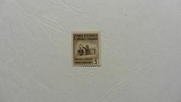 Italie > 1944-45 République Sociale > Timbre N°32 Neuf Charnière - Unclassified