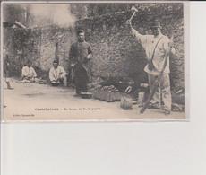 47 CASTELJALOUX * En Temps De Tit, La Popote* Belle Vieille Carte 1919 - Casteljaloux
