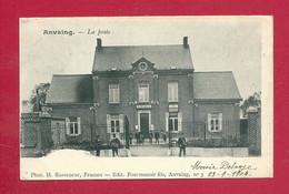 C.P. Anvaing =  La  POSTE - Frasnes-lez-Anvaing