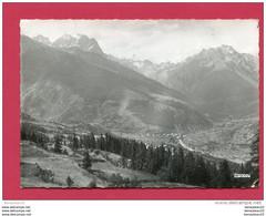 CPSM (Réf : V 517) 436 - PUY-SAINT-VINCENT  (05 HAUTES ALPES) Vue Générale Sur La Vallée Et Le Pelvoux - Altri Comuni