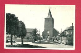 C.P. Anvaing =  L'  Eglise Et  Presbytère - Frasnes-lez-Anvaing
