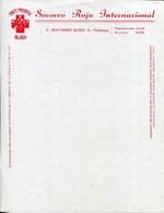 REPUBLICA   Hoja De Salvo Conducto  ( Socorro Rojo Internacional )- 935 - Sin Clasificación