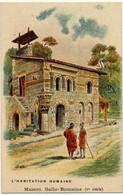 Chocolat De Guyenne - L'Habitation Humaine, Maison Gallo-Romaine - Non Classificati