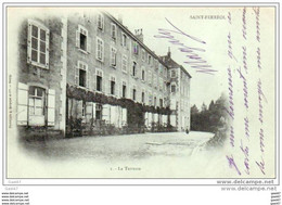 D31 SAINT-FERREOL - La Terrasse - Carte Pionnière (Ref 2495) - Altri Comuni