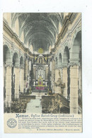 Namur Eglise St Loup ( Carte Couleur ) Feldpost - Namur