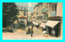 A885 / 313 73 - AIX LES BAINS Rue Des Bains - Aix Les Bains