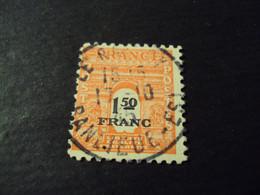 """1944-45 -  Oblitéré  N° 708  """" Arc Triomphe 1.50 Rouge""""  """" Le Raincy """"    Net  1.50 - 1944-45 Arco Del Triunfo"""