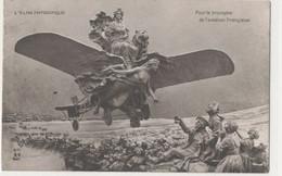 Mastroianni - L'Elan Patriotique - Pour Le Triomphe De L'Aviation Française - Mastroianni