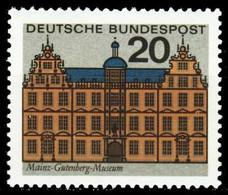 BRD 1964 Nr 422 Postfrisch S58481A - Nuovi