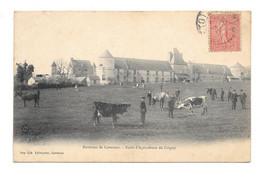 (28549-50) Environs De Carentan - Ecole D'Agriculture De Coigny - Other Municipalities