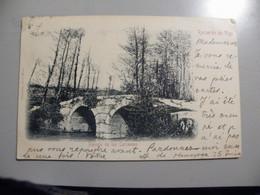 A478 . CPA. ESPAGNE..Recuerdo De Vigo..Paisaje De Las Cercanias.. Beau Plan . écrite & Voyagée 1905 - Non Classificati
