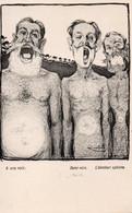 """Franz Kupka : CPA Tirée De La Série """"pour Garder L'assiette Au Beurre """" Numero 57 De  1902 - Autres Illustrateurs"""