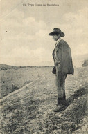 CORSE - TYPE CORSE De BASTELICA - A. Guittard 1907 - Andere Gemeenten