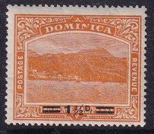 Dominica 1920 Sc 55 Mint Hinged - Dominica (...-1978)