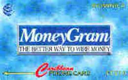 DOMINICA : 203A EC$10 Money Gram USED - Dominica