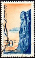 Réunion Obl. N° 263 - Détail De La Série émise En 1947 - Le 30c - Oblitérés