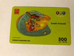 4:004  - Thailand McDonalds - Tailandia