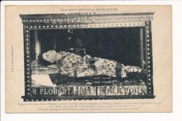 église SAINT ANTOINE DES HAUTS BUTTES Reliques De Saint Florent Martyr ( Offert Par Chanoine Fossin Curé De Varreddes - Other Municipalities