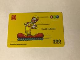 4:012  - Thailand McDonalds - Tailandia