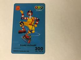 4:026  - Thailand McDonalds - Tailandia