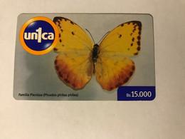 4:039  - Venezuela Butterfly - Venezuela