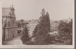 BLOIS -SQUARE VICTOR HUGO - Blois