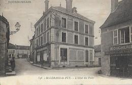 03 - Allier - St Saint GERAND Le PUY - VICHY - L'Hôtel Des Postes - Boucherie - Postes Télégraphes Téléphones - Other Municipalities