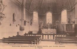 Institution Secondaire Libre De Saint Paul Par Cévins I - Altri Comuni