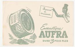Buvard 21.1 X 13.3 AUFRA Encaustique - Wash & Clean