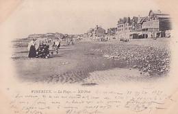 WIMEREUX                   LA PLAGE         PRECURSEUR  1899 - Andere Gemeenten
