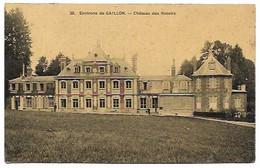 27 Gaillon - Chateau Des Rotoirs - Otros Municipios