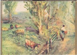 Calendrier De Poche : Calendar : Petit Format : 1949 : RAPHAEL TUCK Et SONS LTD : Complet : Format 7cm X 5cm - Petit Format : 1941-60