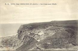 62. Cap Gris Nez - Le Cran Aux Oeufs  - E.S 2032 - Cachet Militaire - Andere Gemeenten