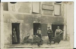 ALENCON - CARTE PHOTO - Forge CORDON -( Maréchal Ferrant Et Ses Ouvrièrs ) - Alencon