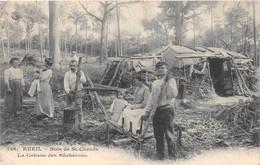 ¤¤  -  RUEIL    -  Bois De Saint-Cucufa   -  La Cabane Des Bucherons    -  ¤¤ - Rueil Malmaison