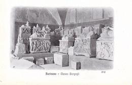 SARTEANO - SIENA - MUSEO BARGAGLI - SEZIONE ETRUSCA - Siena