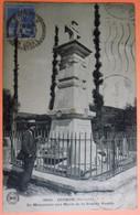 CARTE COUBON - 43 - LE MONUMENT AUX MORTS DE LA GRANDE GUERRE - SCANS RECTO VERSO - 6 - Andere Gemeenten