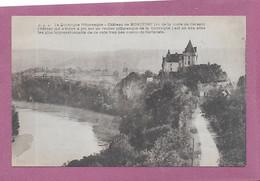 24-  LA DORDOGNE PITTORESQUE -  CHÂTEAU DE MONTFORT - Sarlat La Caneda