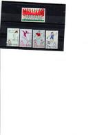 Chine ; 5 Timbre Oblitérés Série Complète - Used Stamps