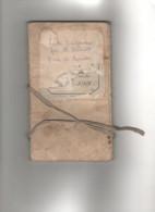 ° LIVRET  DE MOBILISATION BELGE ° REGIMENT DES CARABINIERS ° Tombé Au Champ D'honneur à Oostduinkerke Le 9 Mars 1918 ° - Historical Documents