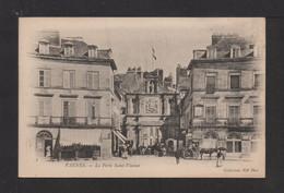 CPA . 56 . VANNES . La Porte Saint-Vincent . Attelage . - Vannes